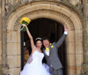 Wedding at St Peter's Church Brighton and Sussex County Cricket Club