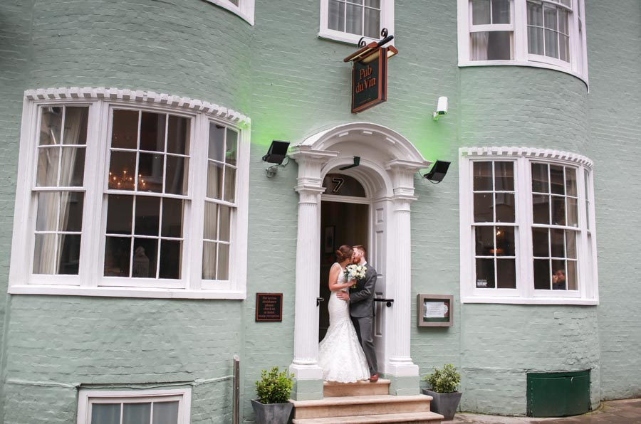 Wedding at Hotel Du Vin and Pub Du Vin in Brighton for Alex and Michael