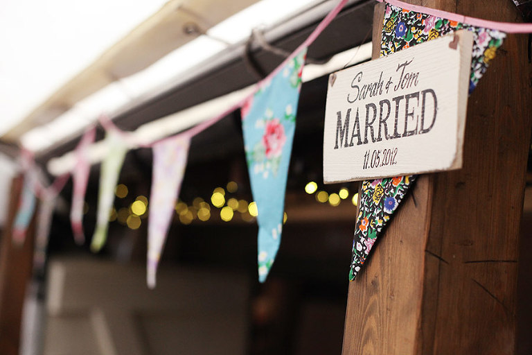 bunting-pangdean-wedding