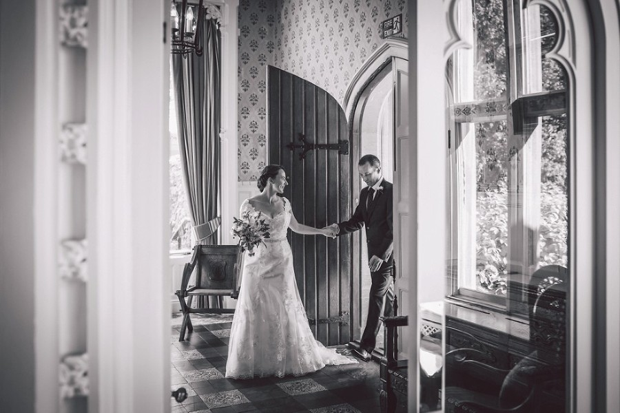 Horsted Place Hotel wedding for Tom and Amy