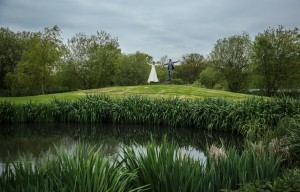 Wedding at Horsham Registry Office and Old Green Barns, Newdigate for Andrew and Dani