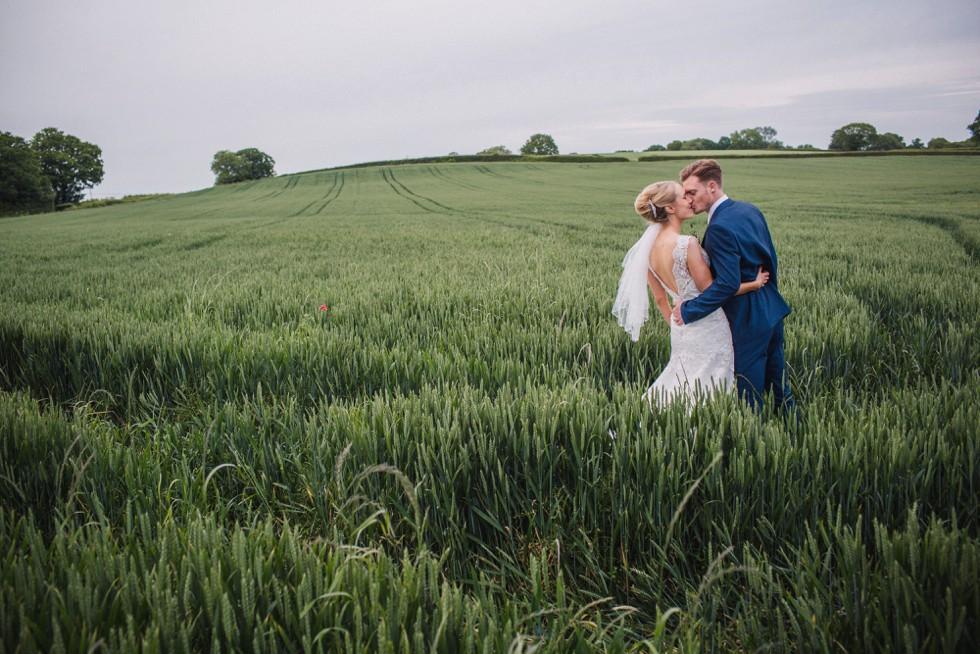 Wedding at Bartholomew Barn, Kirdford, West Sussex for Emma and Adam