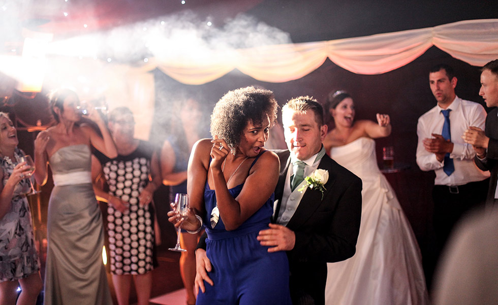 couple dance at east sussex wedding