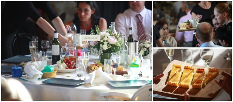 wedding catering by the secret restaurant