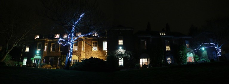 Wedding Venue Pelham House Lewes