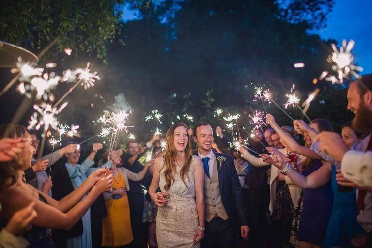 Kathryn and Dylan's wedding at Bartholomew Barn