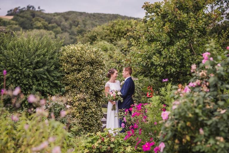 Emma's and Ben's Upwaltham Barn wedding