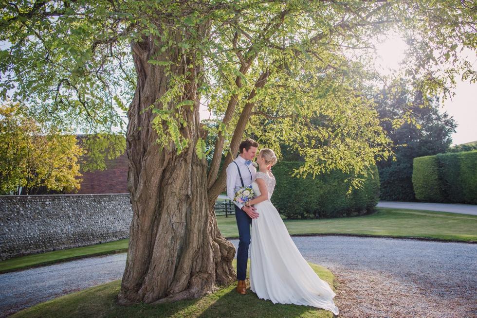 Wedding at Pangdean Barn Brighton