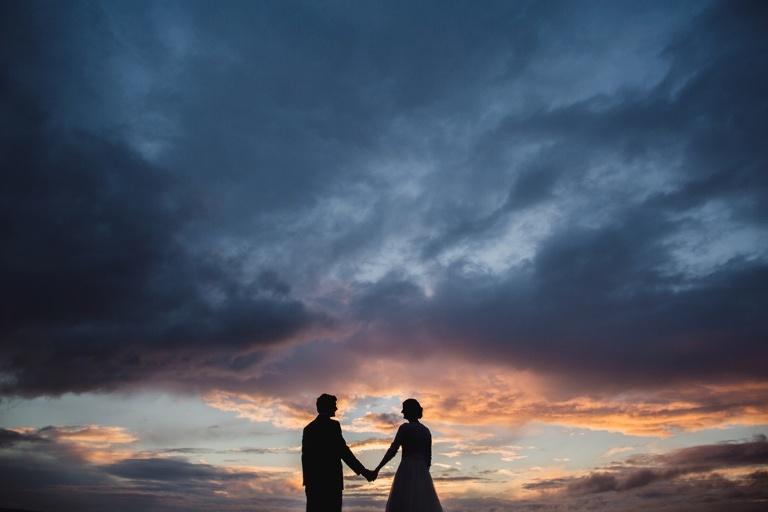 Wedding at All Hallows Church and Grittenham Barn for Steffi and Matt