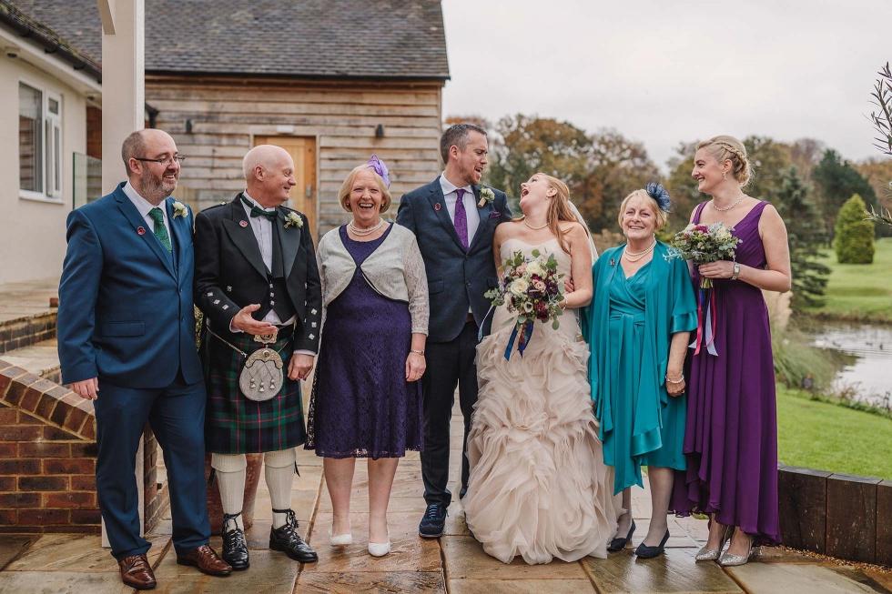 Matt And Louise S Autumn Wedding At Brookfield Barn 187 Paul