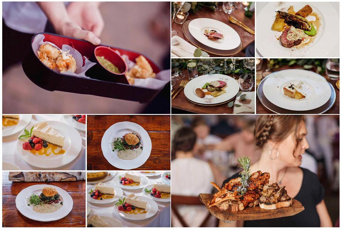 wedding and event caterers sussex