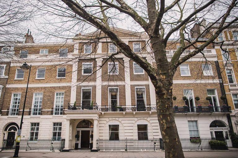 28 Portland Place London wedding venue